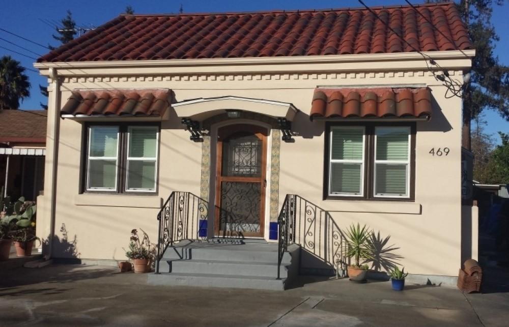 San Jose vacation rental with