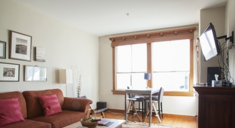 San Francisco vacation rental with