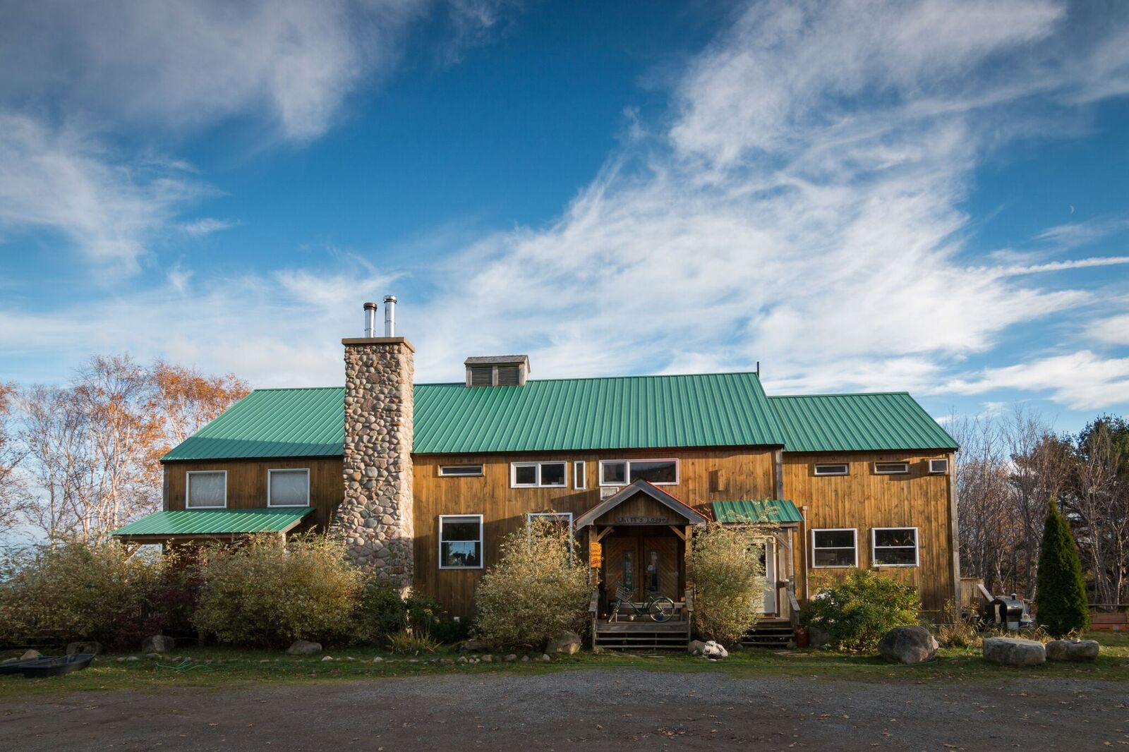 Cabot Trail Lodge on Cape Breton Island