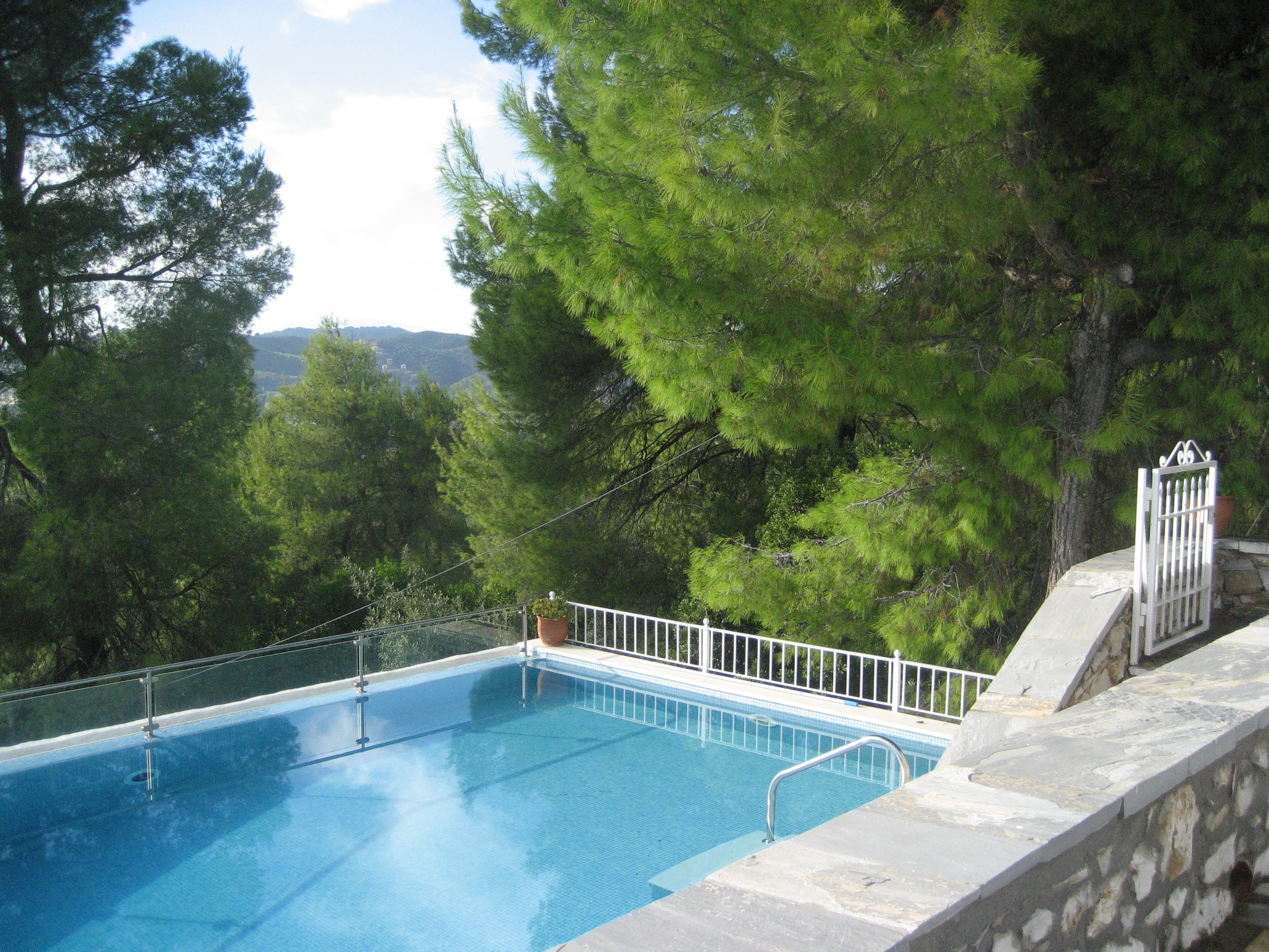 Skiathos Villa Maestrali - Pool, Sea Views, Near Beach