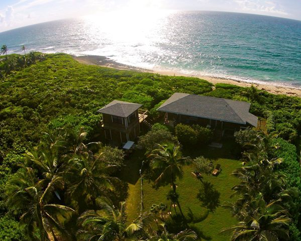 Bahama Breeze Ocean Front Villa W/Private Beach & Golf Cart