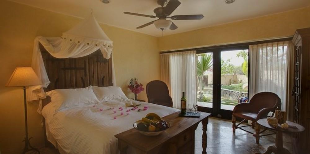 El Pescadero vacation rental with Separate entry with garden patio