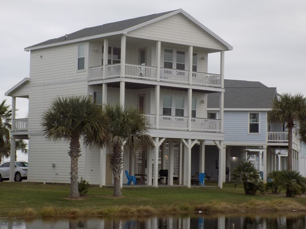 Galveston vacation rental with
