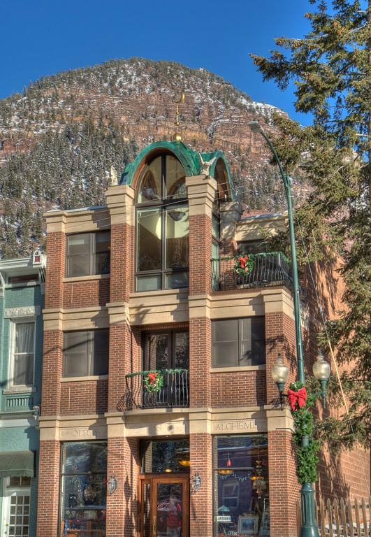Ouray Vacation Penthouse New & Private  Best 360 Views Clean