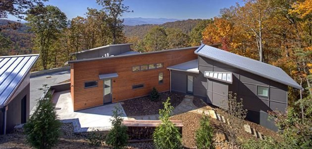 Asheville vacation rental with