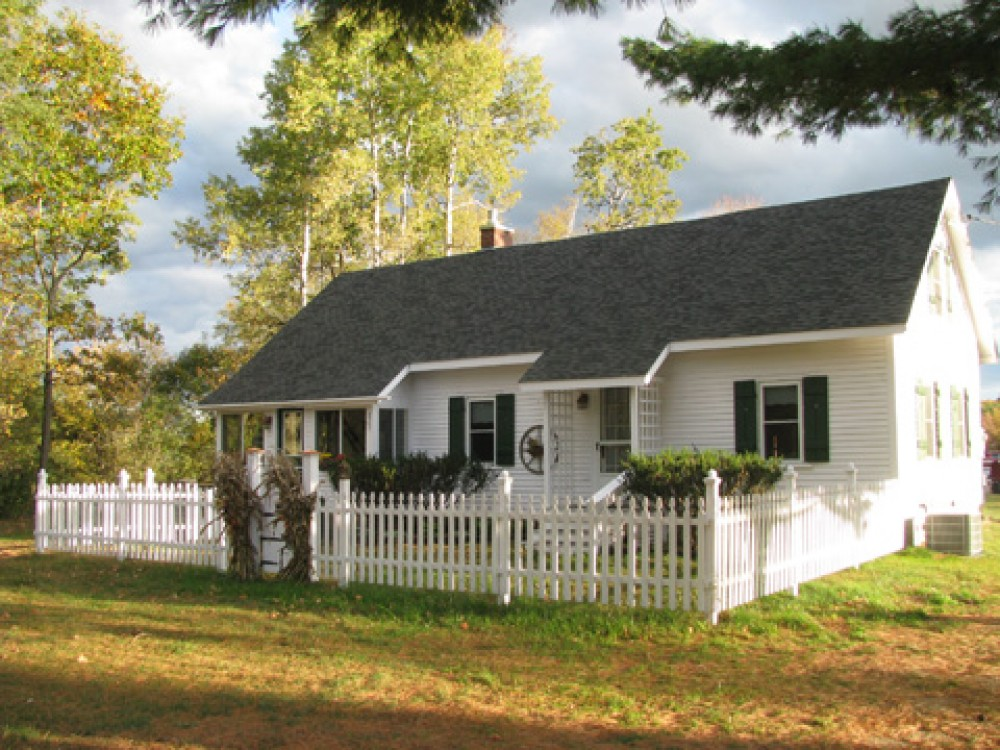 Conway vacation rental with enchanting location - lots of privacy
