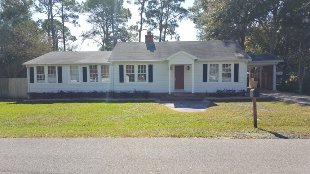 Port Saint Joe vacation rental with Front of House