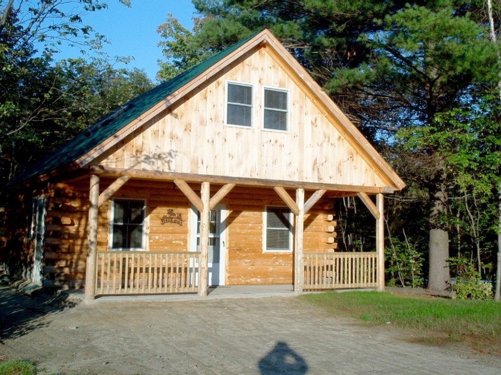 Handcrafted Log Cabin in Bretton Woods - Twin Mtn Area.