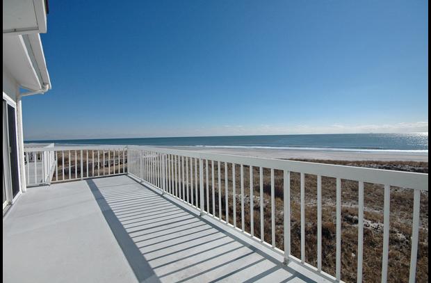 Brigantine New Jersey Oceanfront Luxury Oversized Condo
