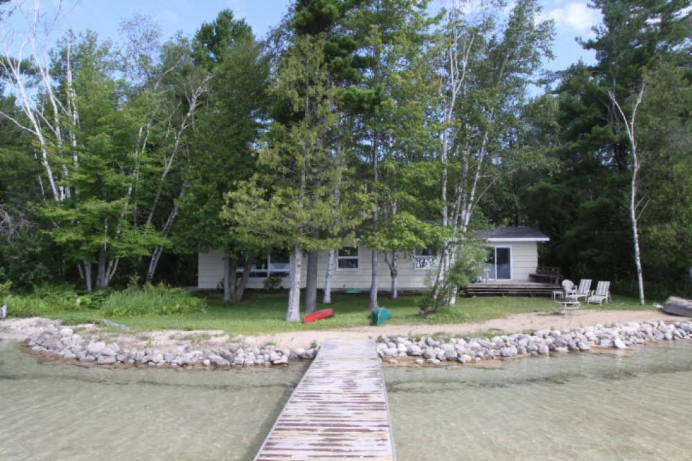 Cedar vacation rental with