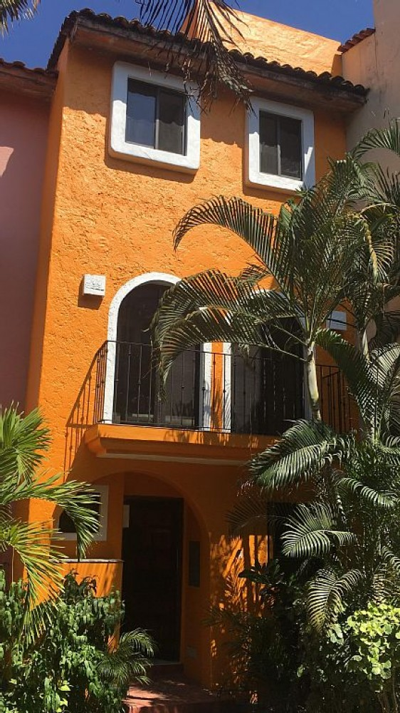 Puerto Vallarta vacation rental with FRONT OF THE HOUSE