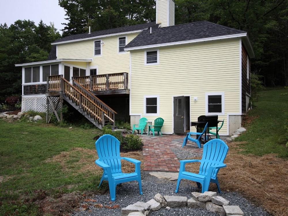 Castine vacation Cottage rental