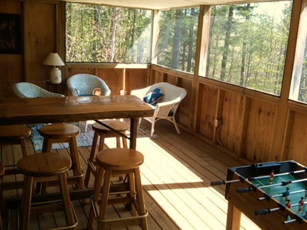 north conway vacation rental with