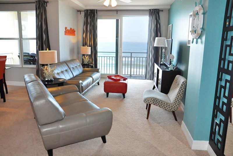 Daytona Luxury Direct Oceanfront 3 Beds 3 Baths Fall Special