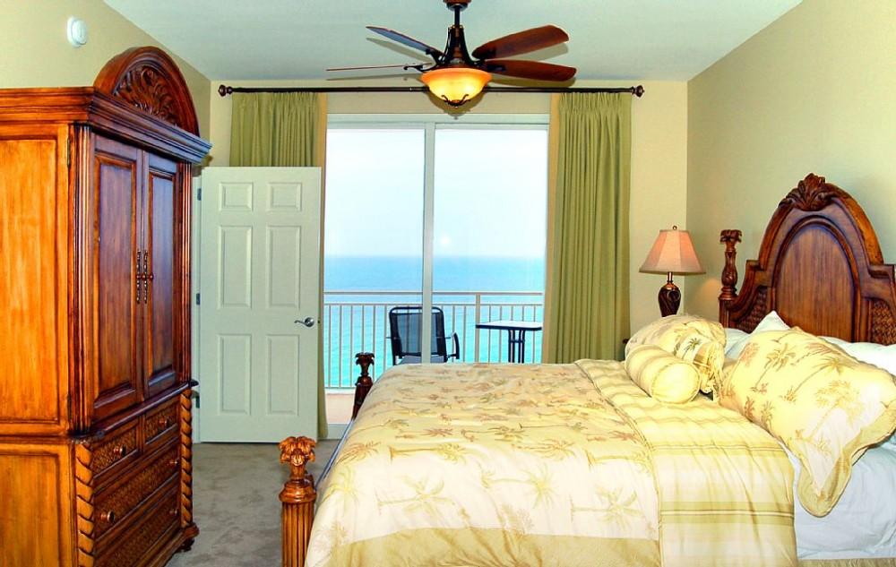 Panama City Beach vacation rental with Master Bedroom