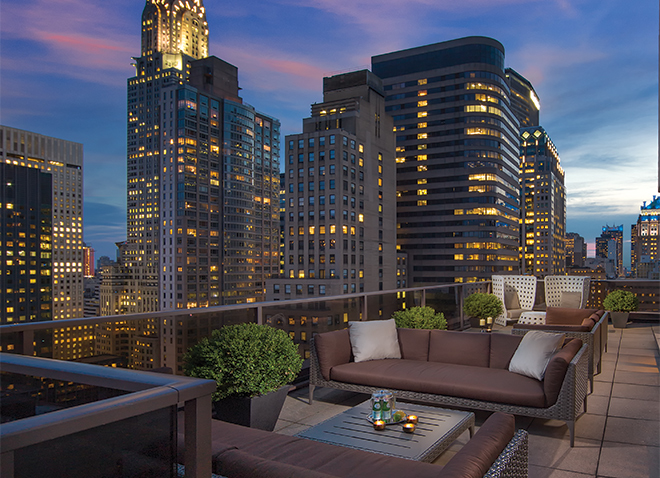 Wyndham Midtown 45 at New York City - 1 Bedroom Presidential Reserve