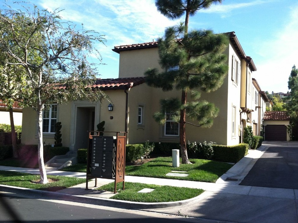 Irvine vacation rental with