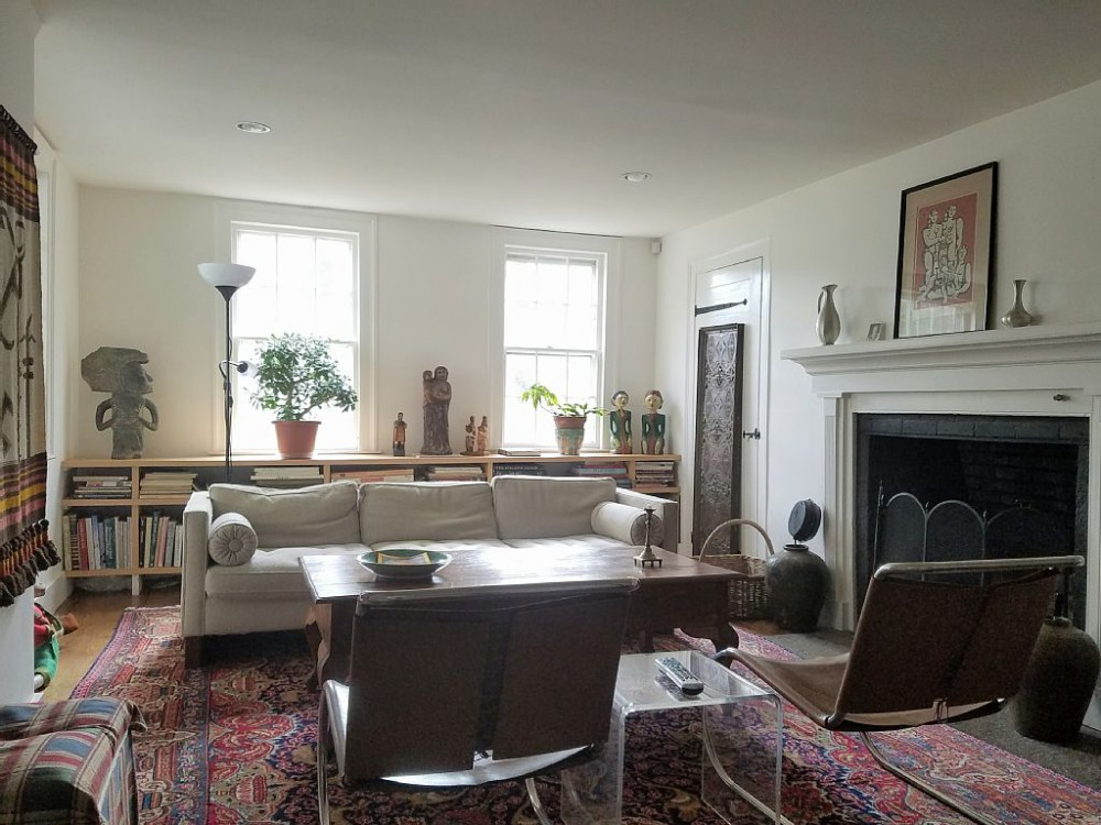 1795 House and Acres of Gardens in a Historic Village 90 Minutes from Manhattan