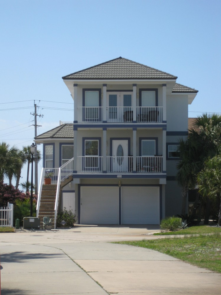 Navarre vacation rental with