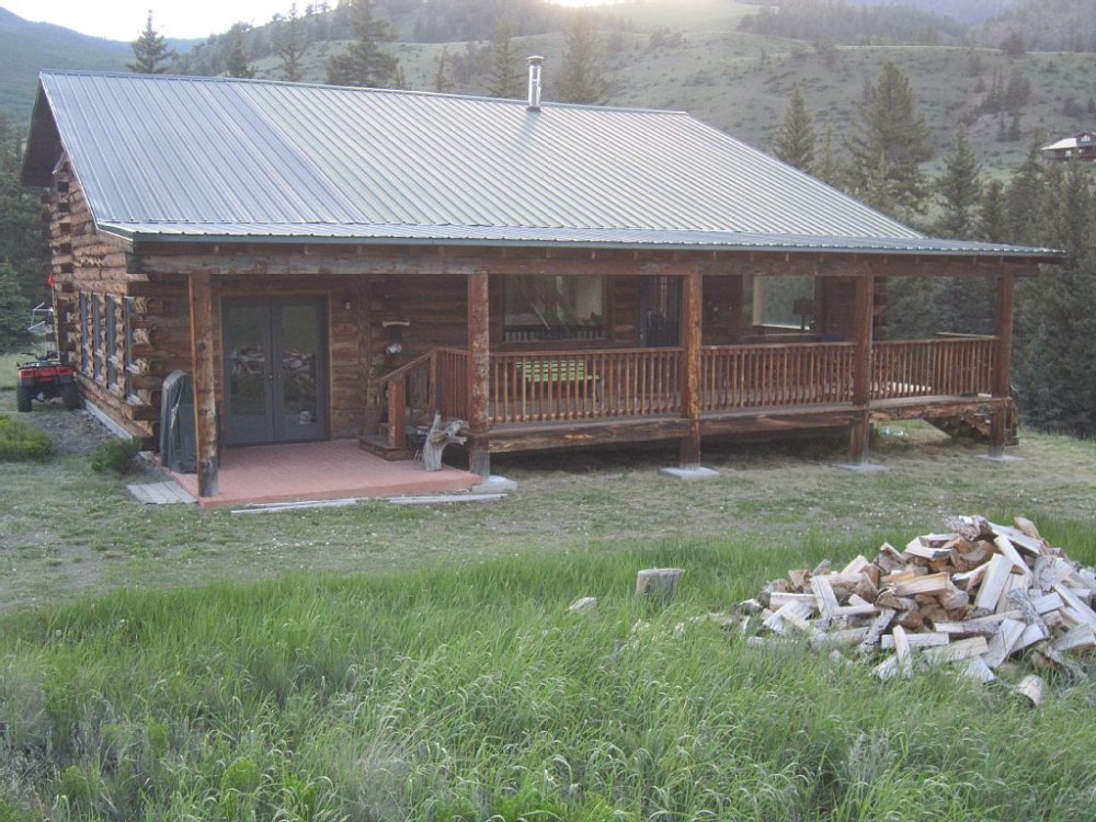 Creede vacation rental with
