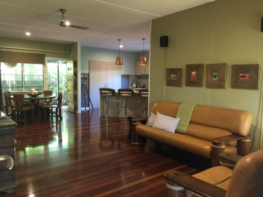 Urangan vacation rental with