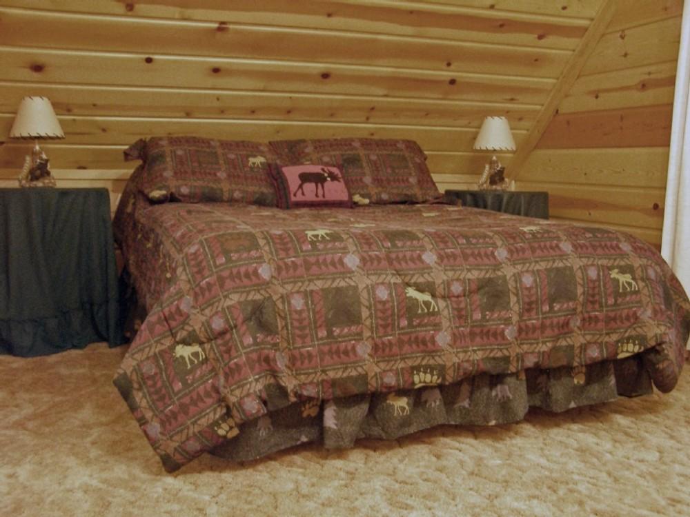 Ashton vacation rental with