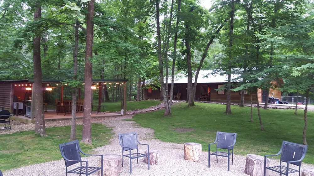 Broken Bow vacation rental with