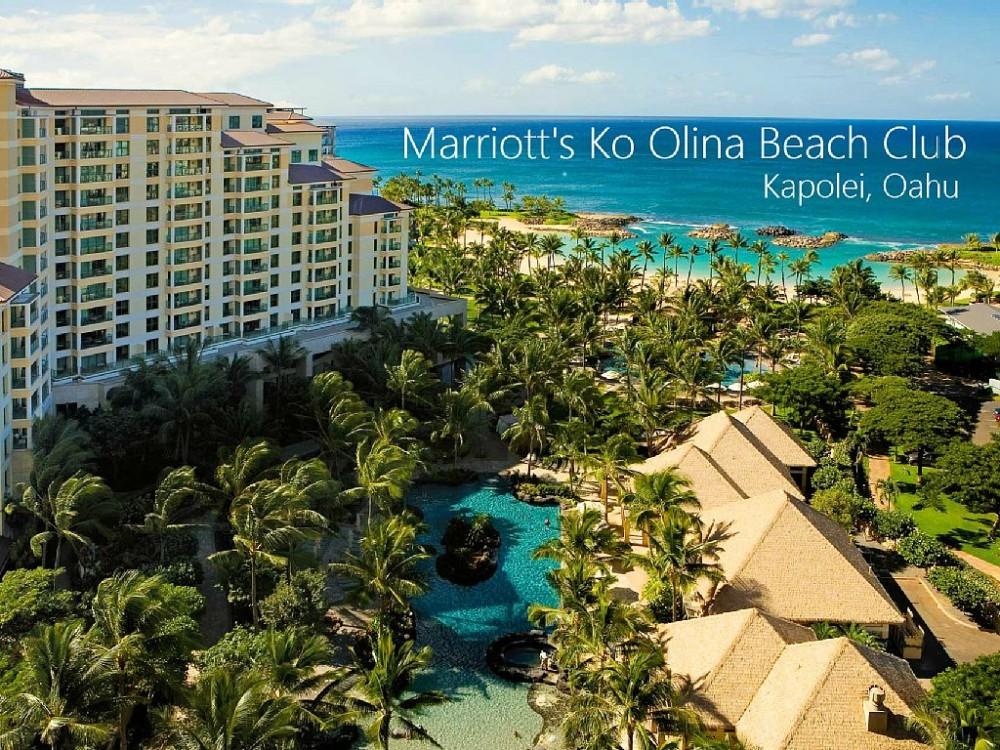 Kapolei vacation rental with