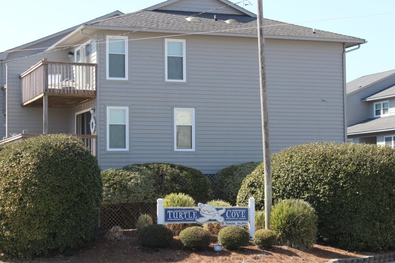 Enjoy this two bedroom vacation townhome on the 2nd row in Surf City