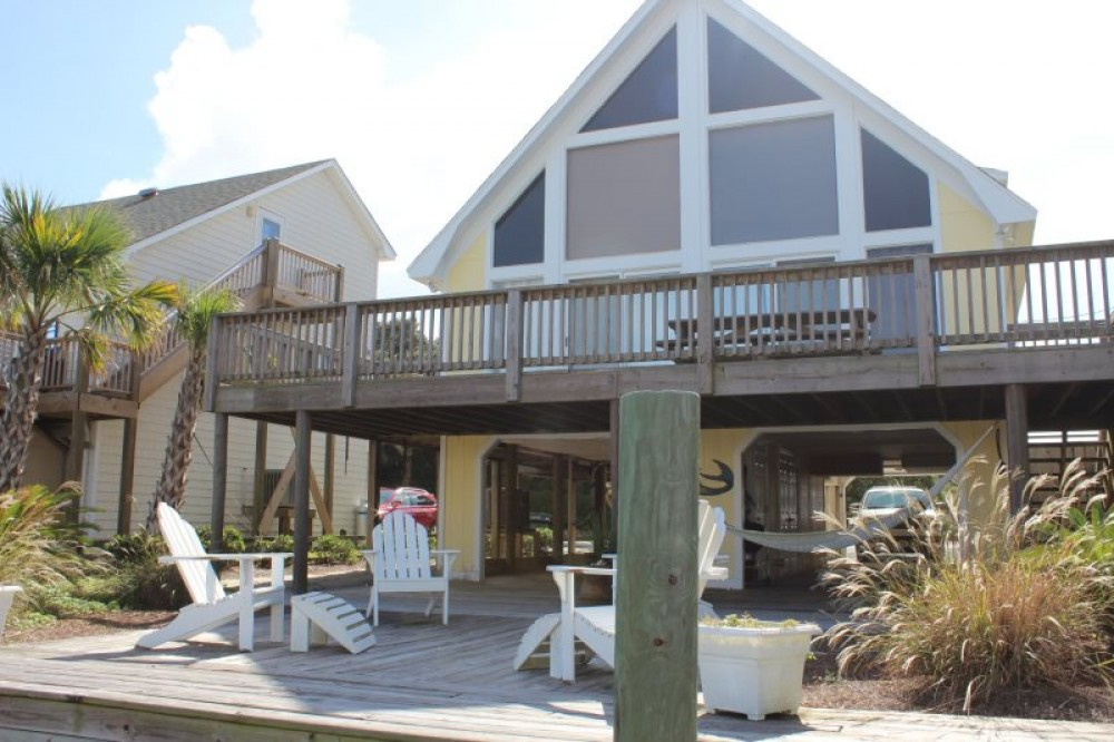 topsail beach vacation rental with
