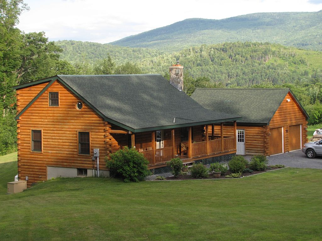 Wildcat Cabin - Beautiful Log Home with Breathtaking Mountain Views