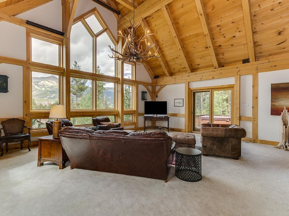Breckenridge vacation rental with