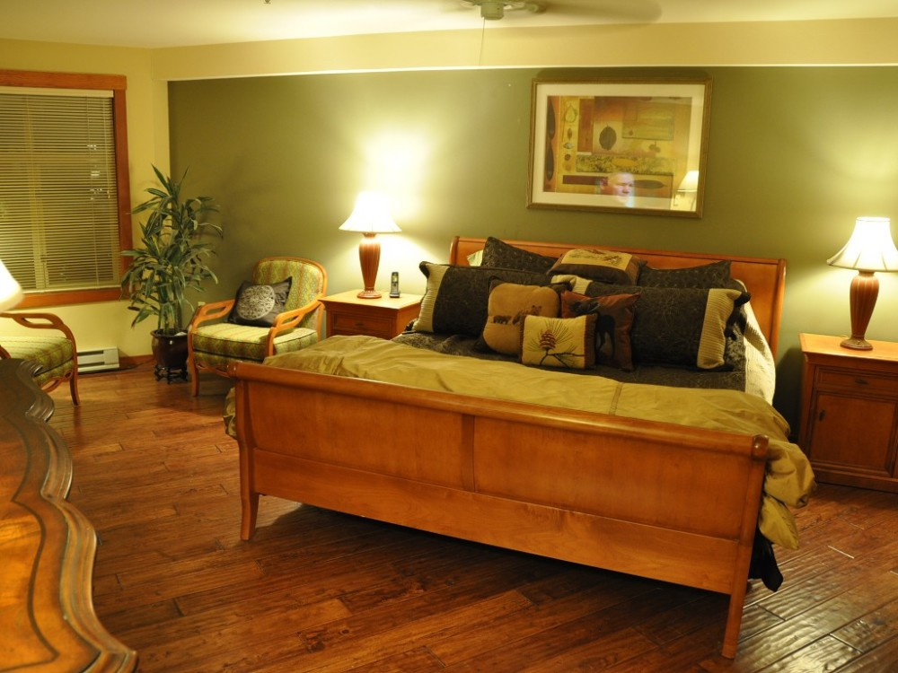 Solitude vacation rental with