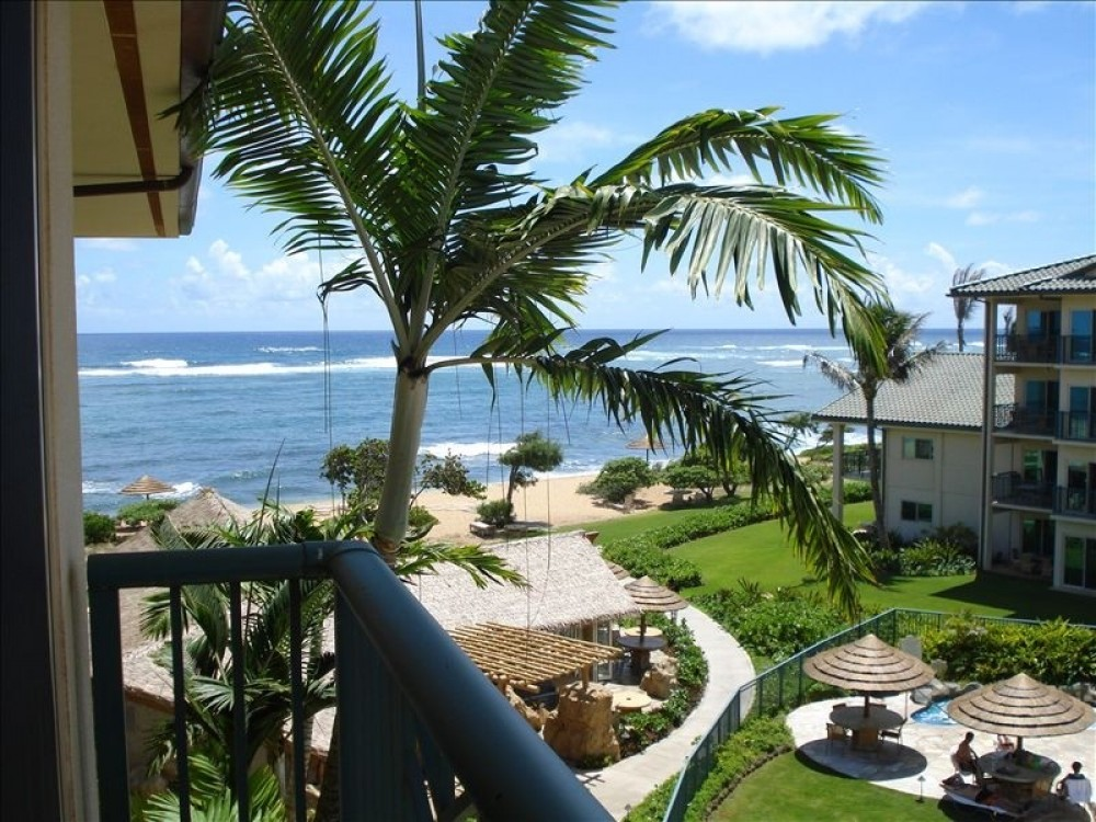 Kapaa vacation rental with Penthouse view