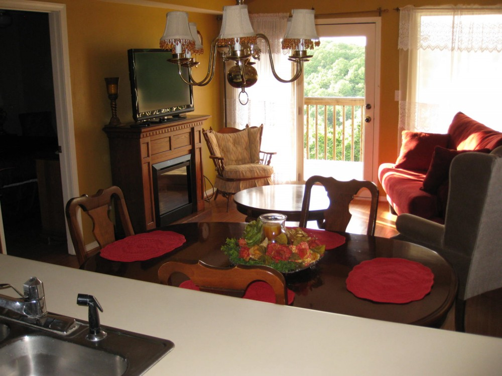 Branson West vacation rental with