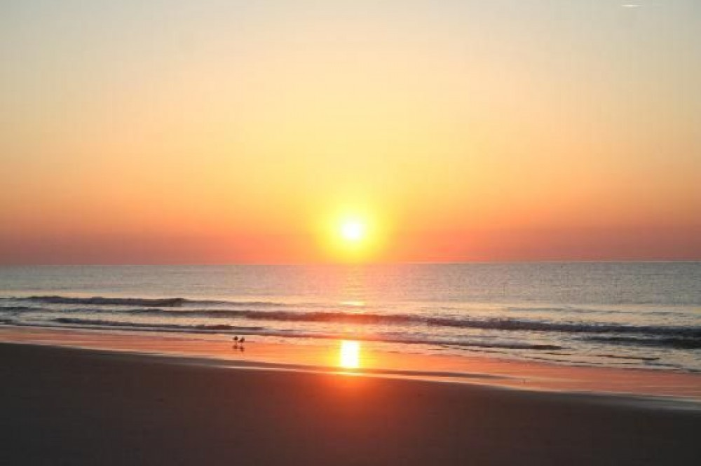 Myrtle Beach vacation rental with **Beautiful Sunrises**
