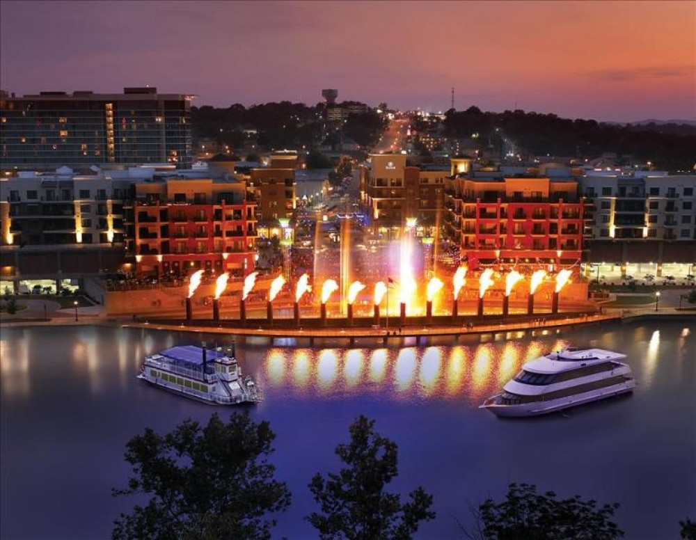 Branson vacation rental with