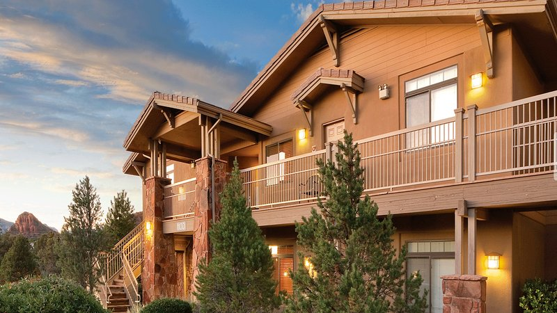 Red Rock Sunsets - Wyndham Sedona 2-Bedroom Condo