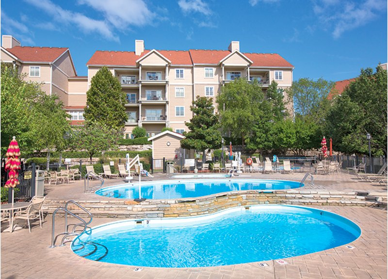 2 Bed Short Term Rental Condo Branson