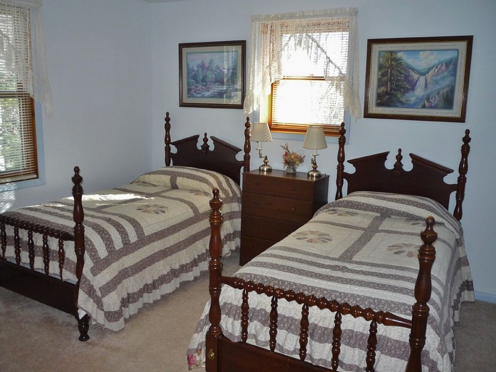 Swanton vacation rental with