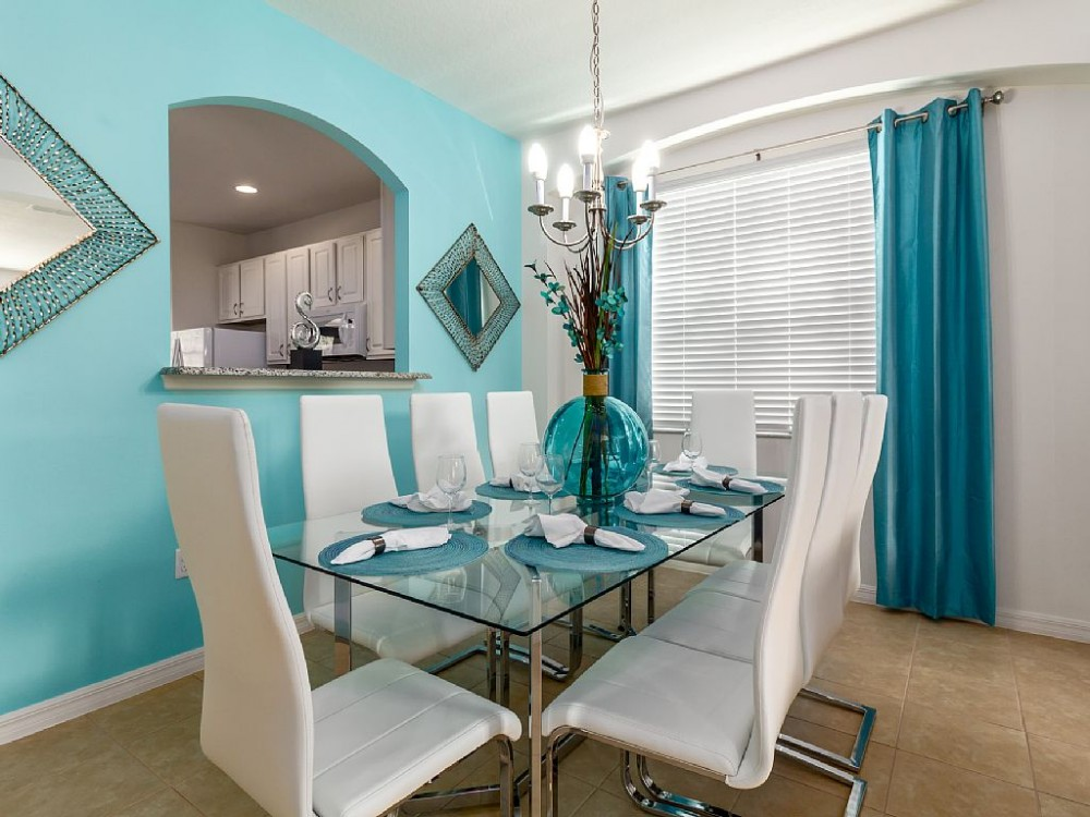 Davenport vacation rental with Contemporary Formal Dining Area