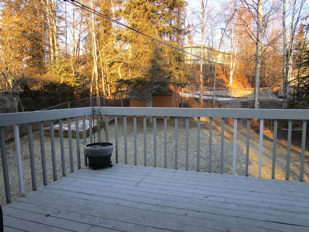 Alaska Home Rental Pics