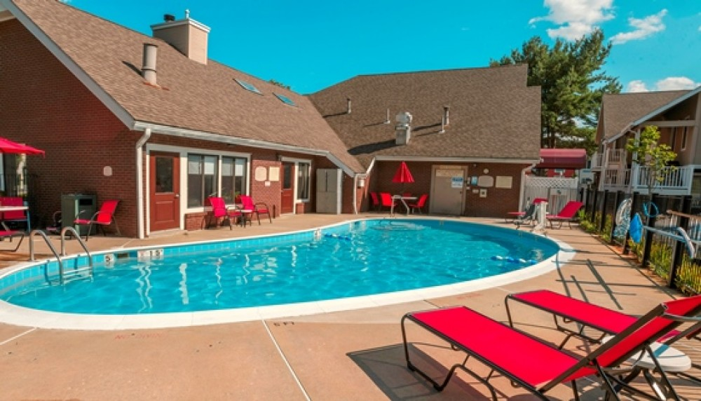 Merrimack vacation rental with Sparkling Outdoor Pool