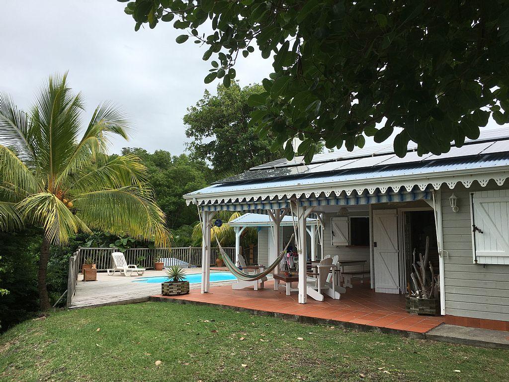 Villa Wild View - Tourist Vacation Rentals in Tartane (Martinique)