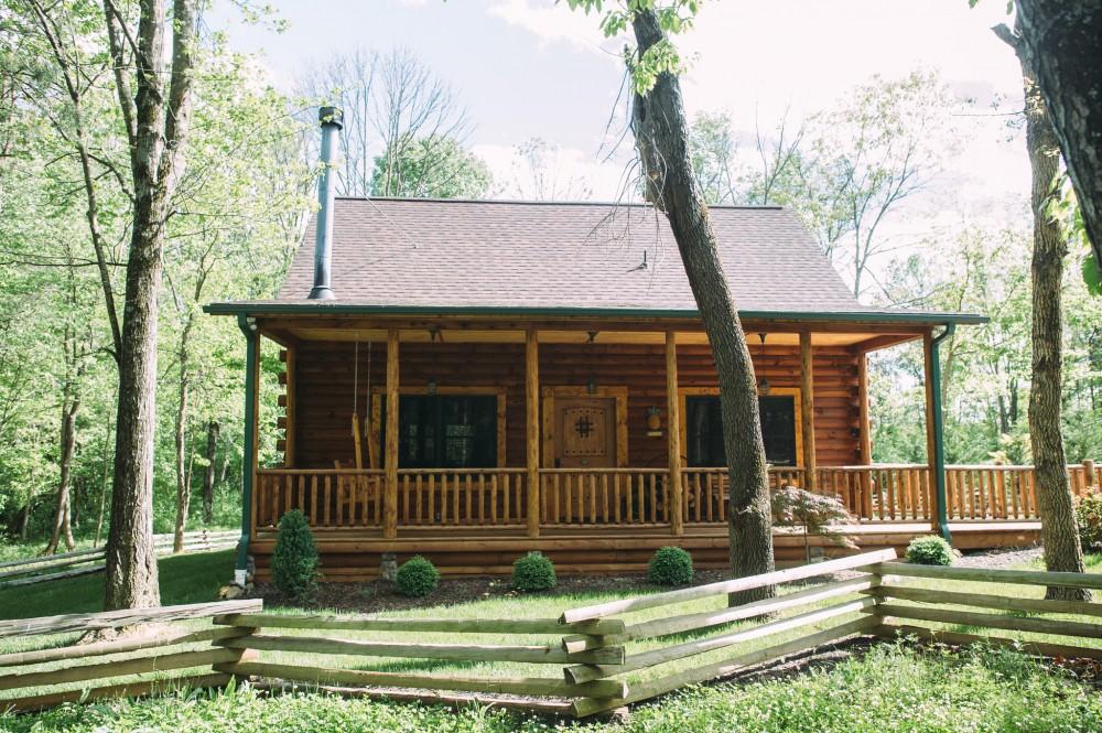 Shenandoah vacation rental with Cuddly Cub Cabin