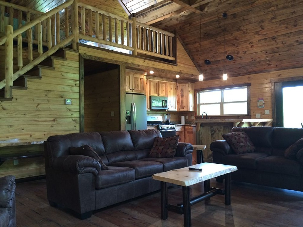 Mount Ida vacation Cabin rental