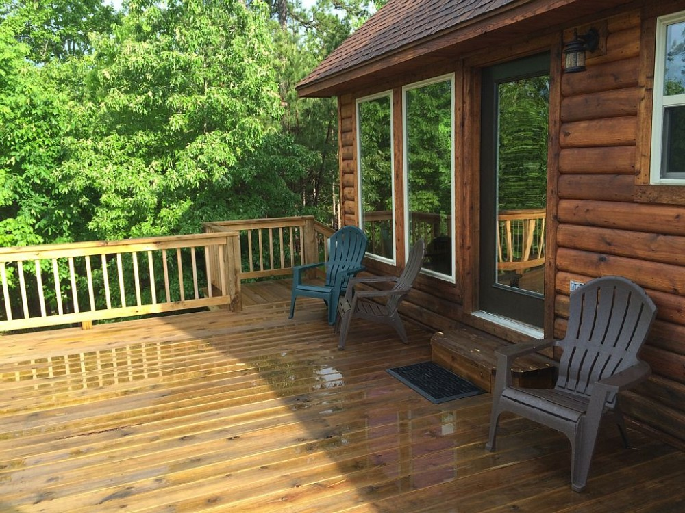 Arkansas vacation Cabin rental