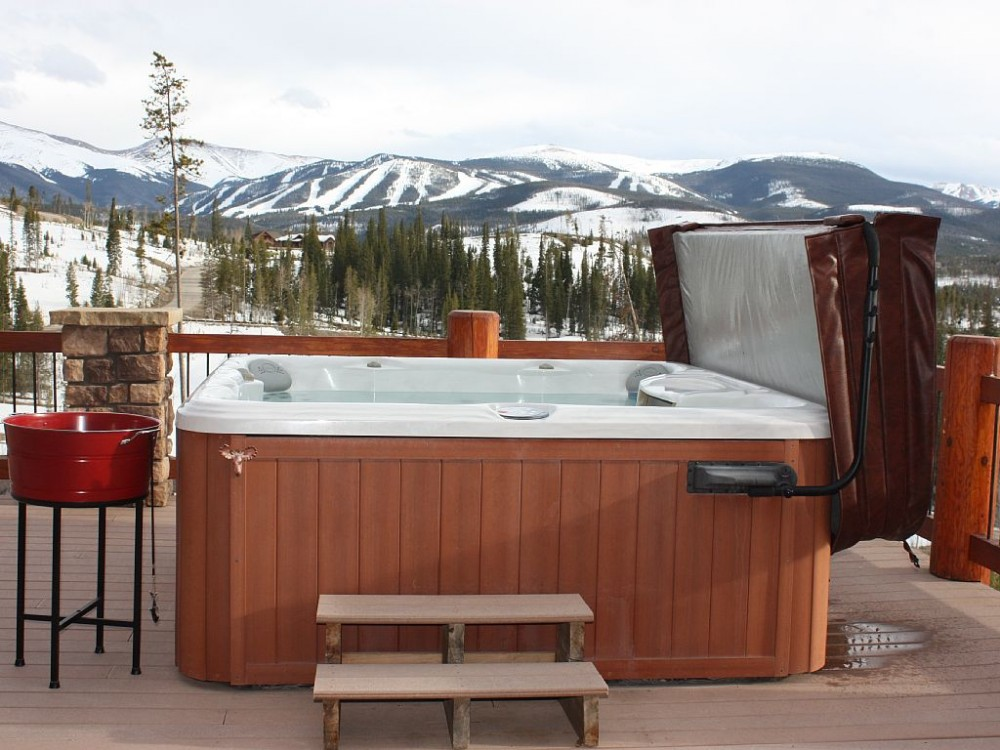 Fraser vacation rental with