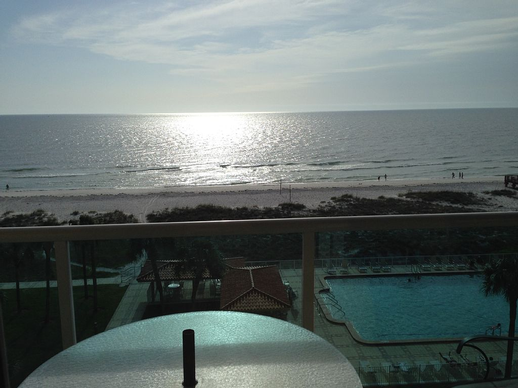 2-BR/2-Bath Condo, Gulf Beachfront, Pool, Spring, Summer, Fall Rental