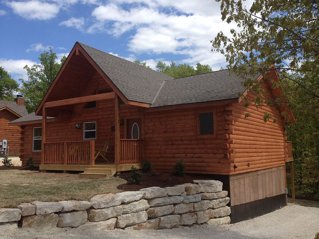 4 Bed Short Term Rental Cabin Ridgedale